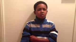 Issac Brown as Bobby take 1