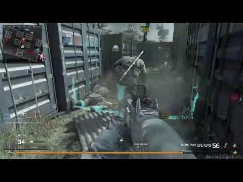 Call Of Duty Modern Warfare Remastered Multiplayer Gameplay 66 - Comeback Win ^_^