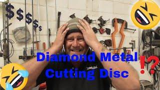 Graff Metal Cutting Diamond Disc Review