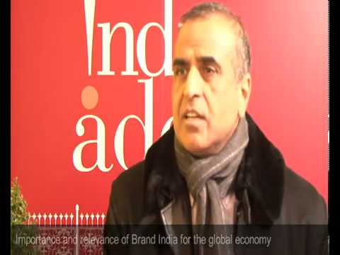 Mr Sunil Bharti Mittal, Founder, Chairman and Group CEO, Bharti Enterprises