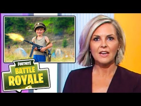 Heres Why FORTNITE Should Be BANNED!