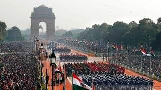 Republic Day Celebrations, 26th January 2015 at 9:00 AM IST