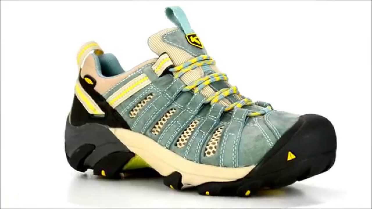 1a9c7fea50 Women's Keen Steel Toe Work Shoe 1013245 @ Steel-Toe-Shoes.com - YouTube