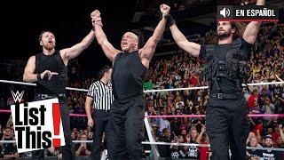 5 momentos en WWE TLC que nos dejaron sin palabras: WWE List This! (ESPANOL)