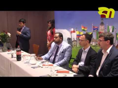 Business Seminar Global Remittance & It's Future Bangla TV News 04 August 2016