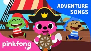 Pirates Adventure   Adventure Songs   Pinkfong Songs for Children