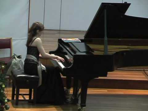 C.Debussy: Prelude Nr. 7 Piano Diana Brekalo