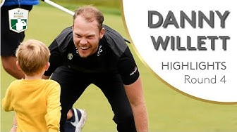 Danny Willett Winning Highlights | BMW PGA Championship