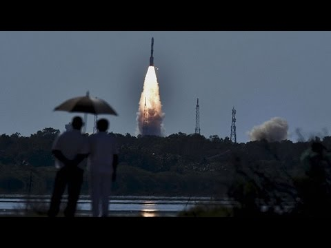 ISRO successfully launches remote sensing satellite