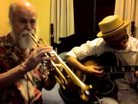 """Chuck King & Tony Lombardo do """"Nearness Of You"""""""