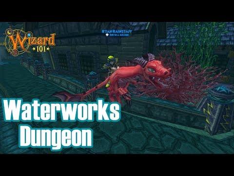 Wizard101: The Waterworks Dungeon