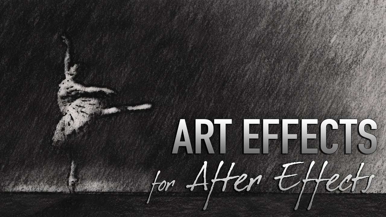 Creation Art Effects for After Effects