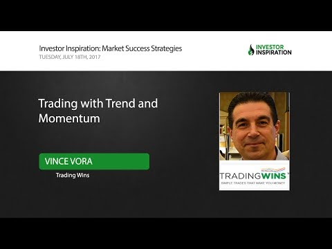 Trading with Trend and Momentum | Vince Vora