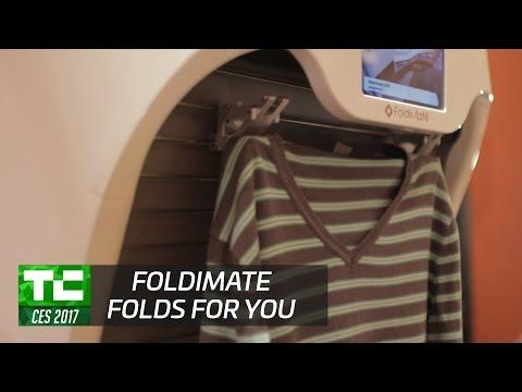 FoldiMate at CES 2017