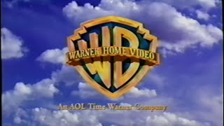 Warner Home Video (2003) Company Logo (VHS Capture)