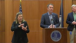 Governor Northam March 18 Coronavirus Briefing