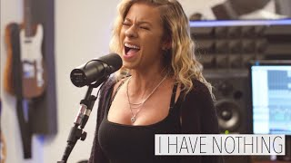 Whitney Houston - I Have Nothing (Full Band Cover)