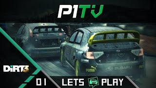 DiRT 3 #01 - Das Warten auf DiRT 4 / Lets Play DiRT 3 [PC] [G27]