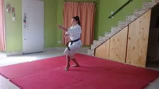 Madrynense se quedó el primer puesto en torneo virtual internacional de artes marciales
