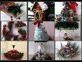 Поделки - Новогодние поделки своими руками / 12 diy christmas decorations / Decoratiuni de craciun