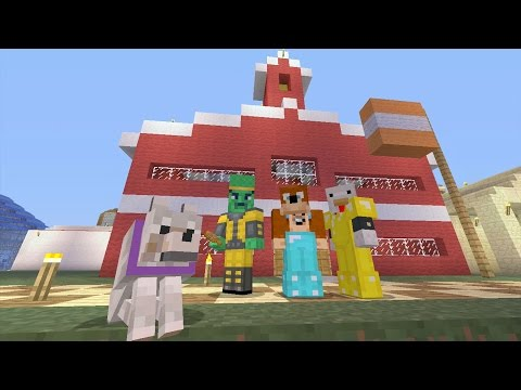 Minecraft Xbox - Cool School [240]