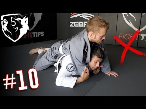 10 Common BJJ Mistakes with Thiago Rodrigues