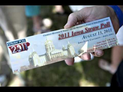 Iowa Republicans kill high-profile presidential straw poll
