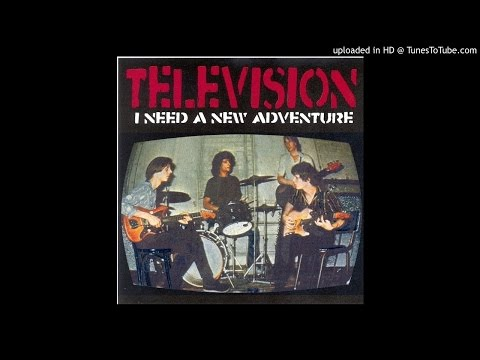 "Television - Foxhole (from ""I need a new adventure"")"