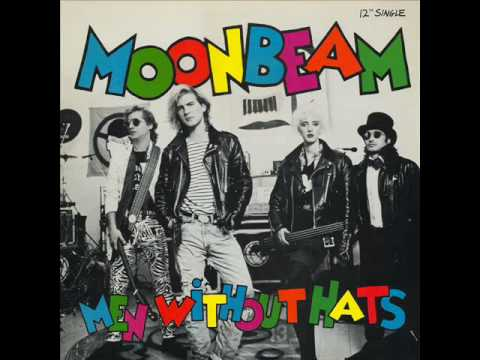 Men Without Hats - Moonbeam (beam me up version / extended vocal version)
