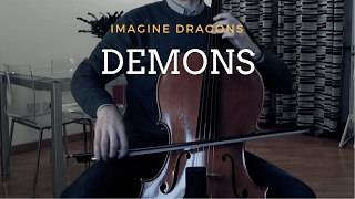 Imagine Dragons Demons For Cello And Piano COVER