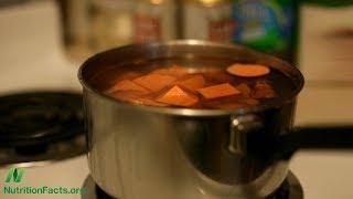 Nejlepší způsob, jak vařit sladké brambory