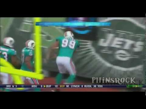 Jason Taylor career highlights