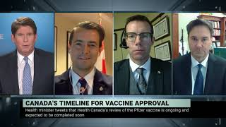 MPs' perspectives on vaccines rollout in Canada