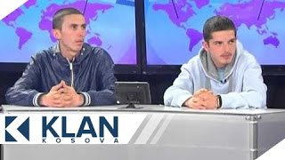 Repeat youtube video NEWS SHOW - 22 Maj 2014 - KLANKOSOVA.tv