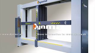 VK011 Eco  case clamp. By Dynma