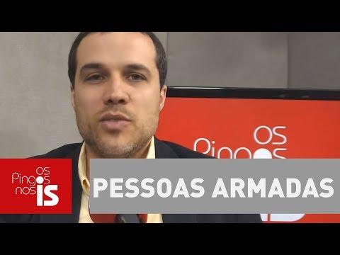 Felipe: Pessoas Armadas Também Interrompem Massacres