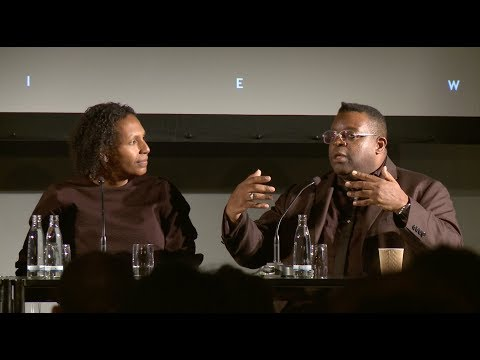 Symposium: The Sea is History: Art and Black Atlantic Cultures, Session 2