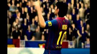 fifa 12 ps2 Barcelona vs Real Madrid HD.mpg