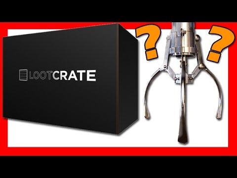 Will it Claw? My LOOT CRATE Box | Will It Claw | Matt3756