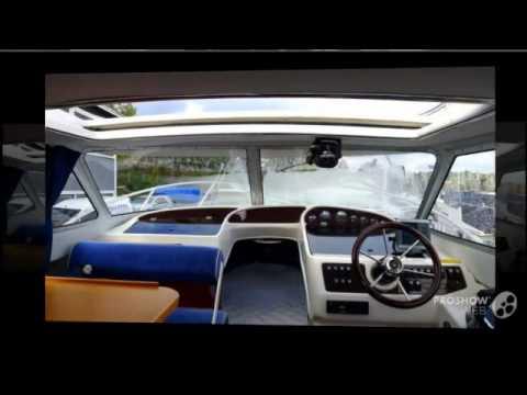 Bella 26 falcon fantino power boat, cruiser yacht year - 2012