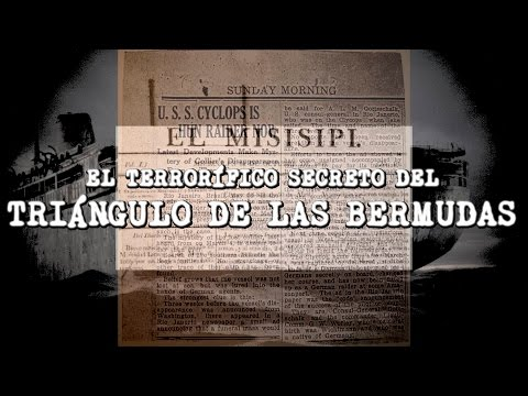 El terrorífico secreto del Triángulo de las Bermudas   DrossRotzank