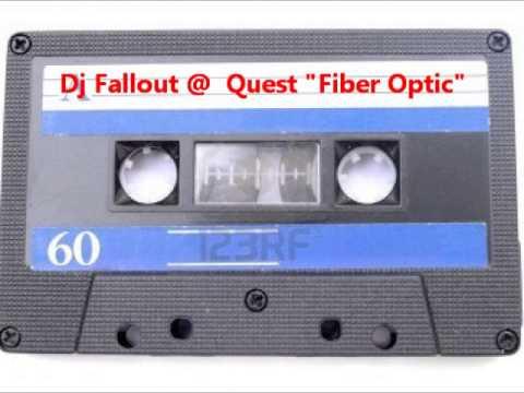 """Dj Fallout @ Quest """"Fibre Optic"""" 1993 ?"""