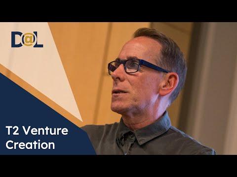 Design@Large: Greg Horowitt: T2 Venture Creation
