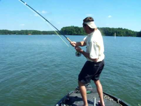 West point lake gar fishing scott fly gar youtube for West point lake fishing report