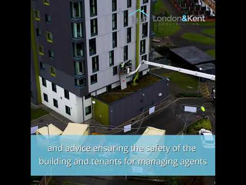 Are you living in accommodation that is a fire risk? external ews1cladding surveys inspections