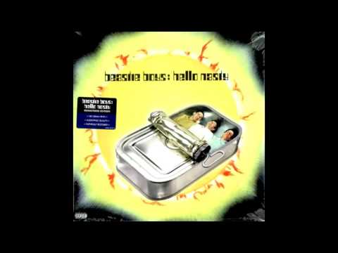 Learning Remote Control - Beastie Boys (Hello Nasty Remastered)