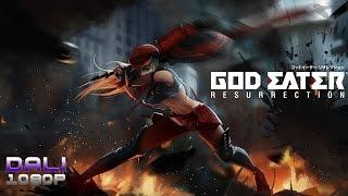 GOD EATER Resurrection PC Gameplay 1080p 60fps