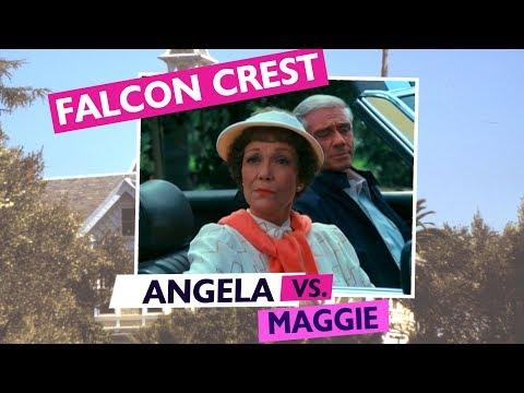 FALCON CREST: Angela Vs. Maggie (Season 3)