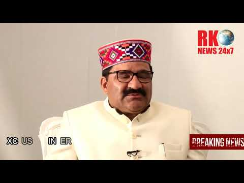 exclusive interview with transport and forest ministerHimachal pradesh sh. govind thakur