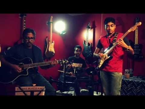 Enna Satham Intha Neram - Live Guitar Instrumental by Johan